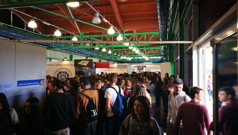 Pescara, oltre 8000 ragazzi al Salone dello Studente