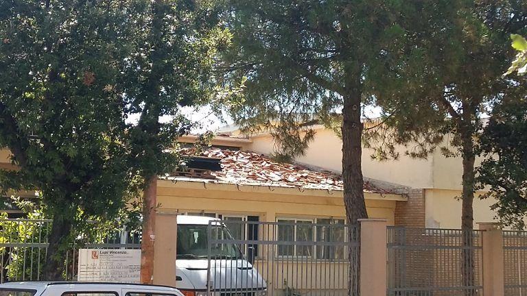 Alba Adriatica, scuola demolita: con il ribasso d'asta al via le nuove fondazioni