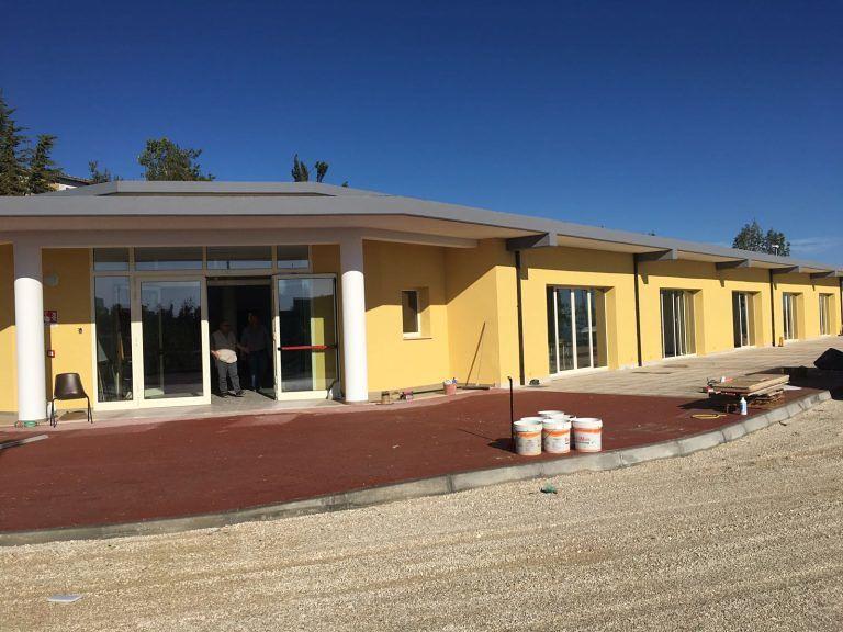 Civitella del Tronto, nuova scuola nel capoluogo e adeguamento a Villa Lempa: doppia inaugurazione