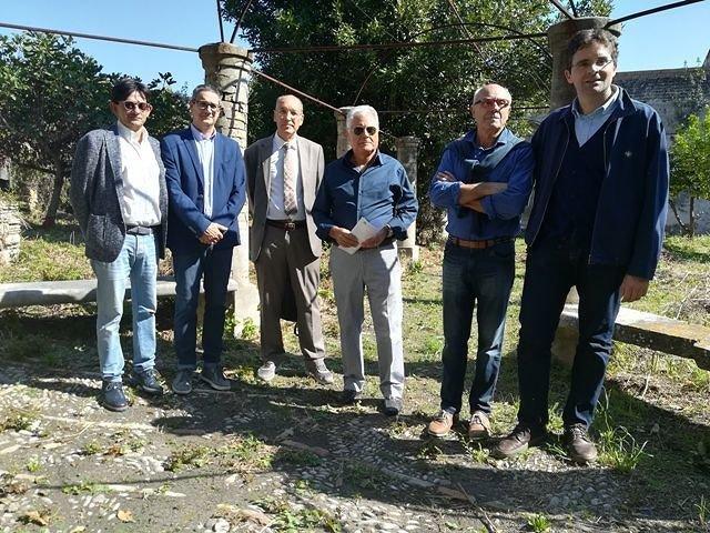 Vasto, firmata convenzione per adozione giardino botanico di Palazzo Genova Rulli