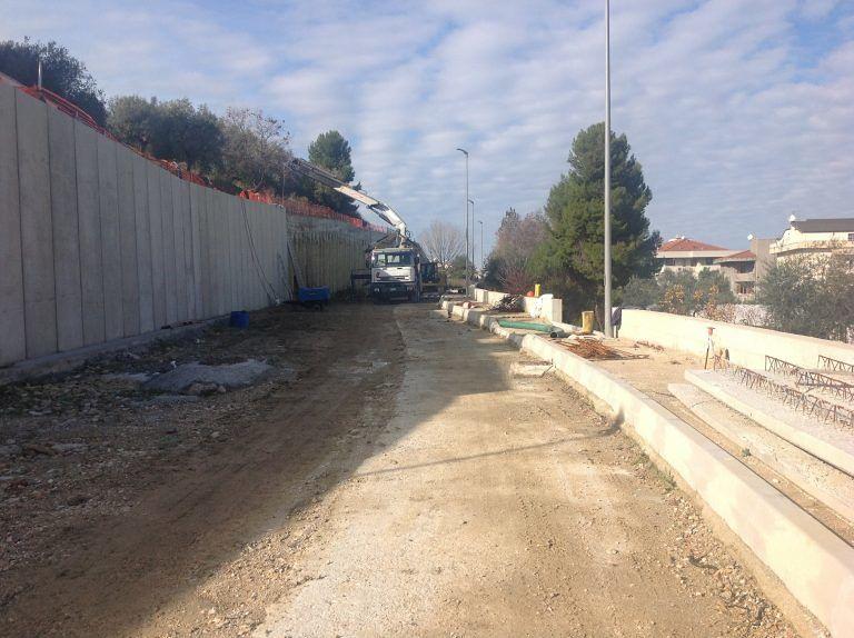 Montesilvano, ripartono i lavori per completare via Saragat