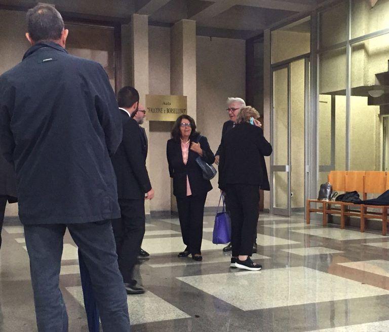 L'ex Ministro Paola Severino a Teramo per l'esplosione del metanodotto di Pineto