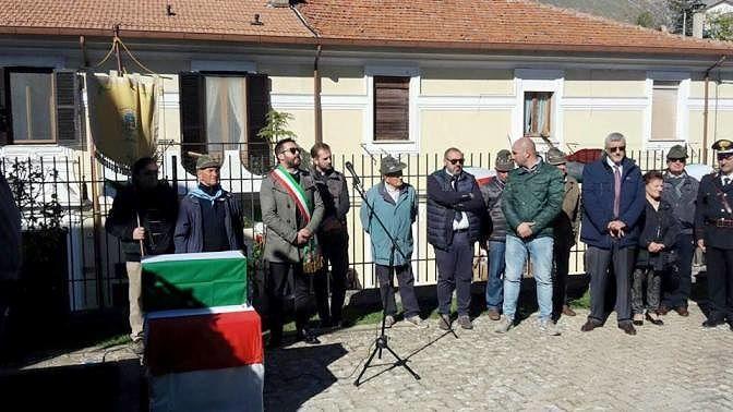 Aielli, dopo 72 anni tornano a casa le spoglie del soldato Angeloni