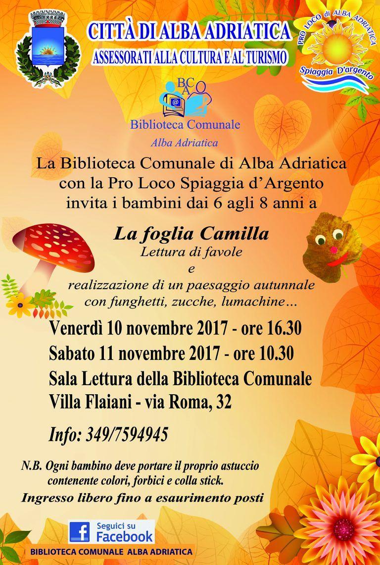 """Alba Adriatica, """"nati per leggere"""": le iniziative in biblioteca"""
