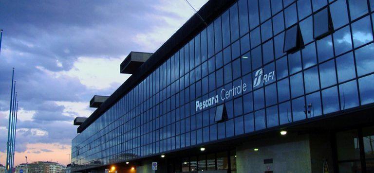 Pescara, stazione sempre più accessibile: installati 5 nuovi ascensori