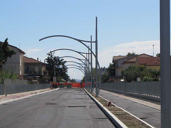 Pescara, Strada Parco: nuovo stop alla filobus