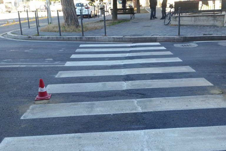 Pescara, riviera nord: al via i lavori di segnaletica orizzontale
