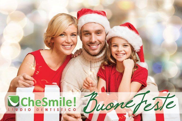 Lo Studio Dentistico Che Smile! augura Buon Natale  Corropoli