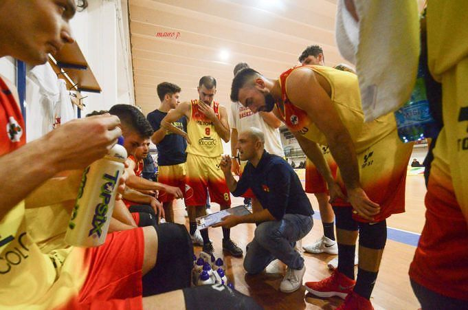 Basket, Giulianova chiude il 2017 espugnando Valdiceppo