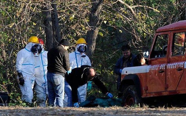 Cadavere di Tolentino, campione di Dna prelevato dalla figlia di Renata Rapposelli