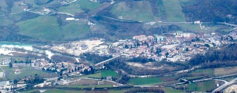 Penna Sant'Andrea, terminati i lavori della rete irrigua a Val Vomano