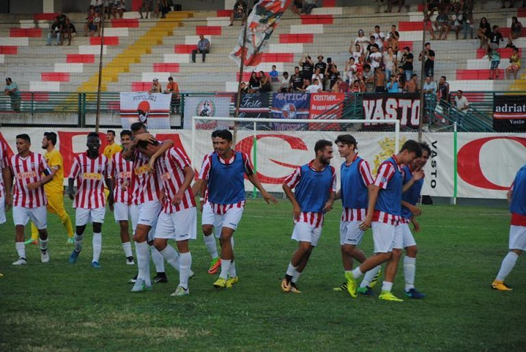 Serie D, Vastese – Rieti 0-0