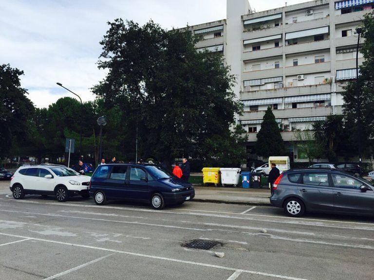 Pescara, blitz contro gli abusivi delle case popolari a Fontanelle