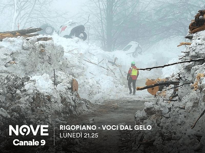Rigopiano-Voci dal gelo: i filmati di Cityrumors nel documentario su Nove VIDEO