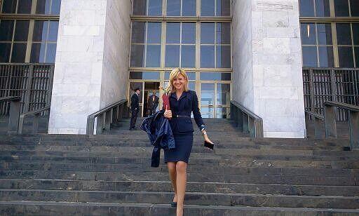 Teramo, Wania Della Vigna rinuncia al ruolo di consigliera di parità