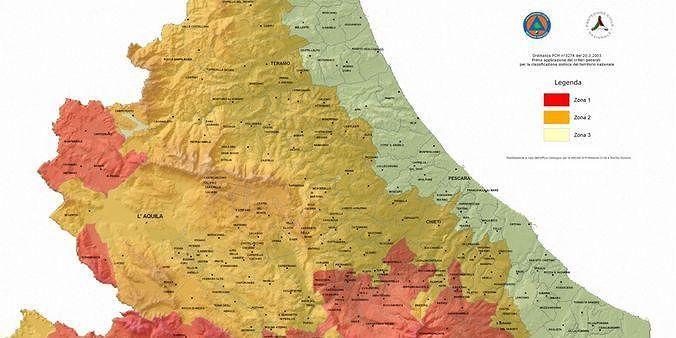 Teramo, studio di microzonazione sismica: pubblicato il bando