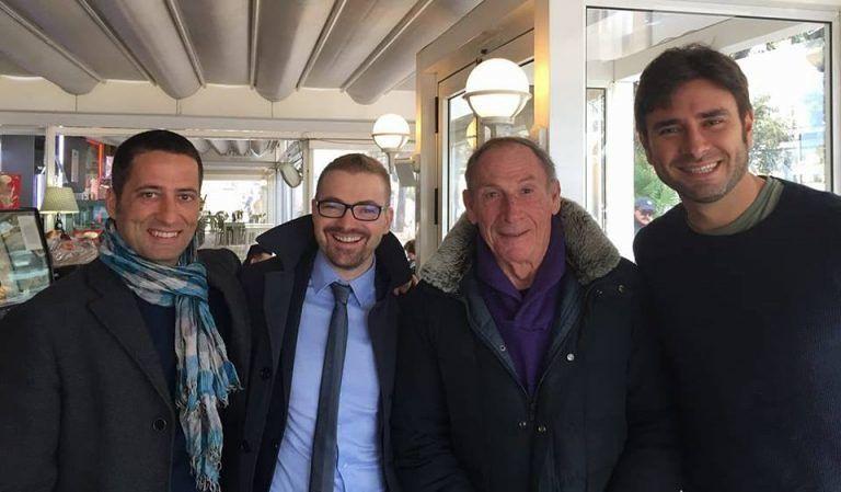 Pescara: Di Battista, Fioravanti e Zeman all'Aurum per parlare dello Sport del M5S