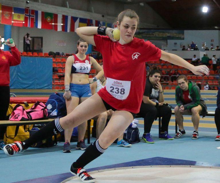Atletica, speranze teramane in Ludovica Montanaro