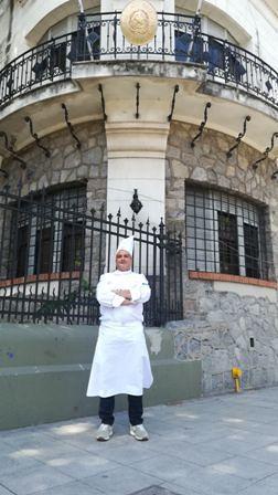 Lo chef di Lanciano Adriano D'Ovidio a Sanremo