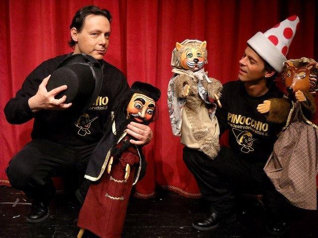Arriva a Francavilla al Mare Pinocchio, un burattino contro il bullismo