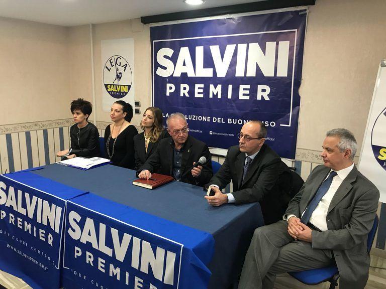 Elezioni, Lega presenta i candidati: giovedì a Colonnella arriva Salvini