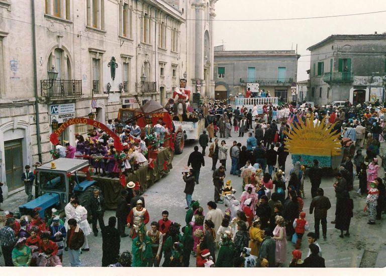 Pianella, il Carnevale in città compie 30 anni