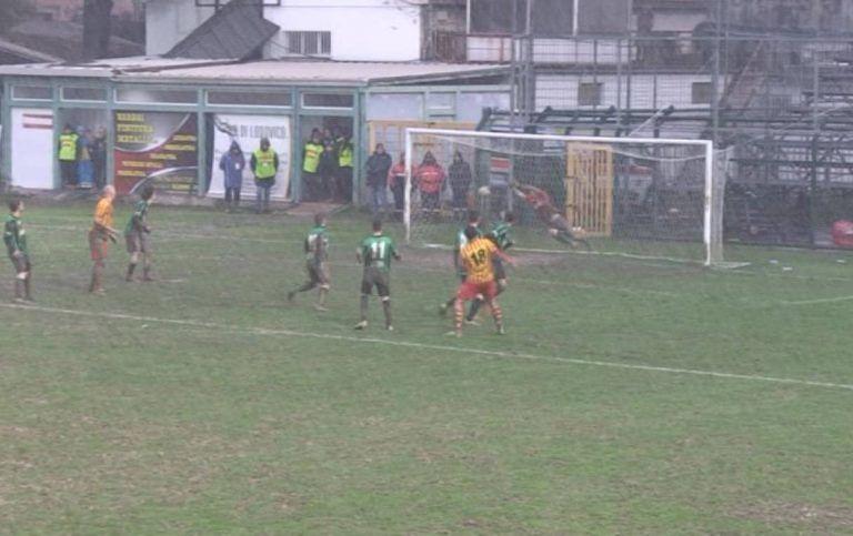 Eccellenza, il Real Giulianova saluta la comitiva: Chieti battuto 2-1