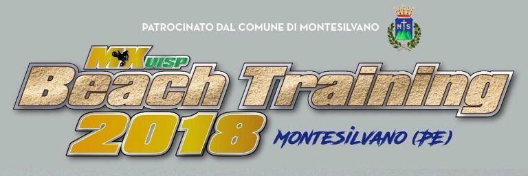 Montesilvano, in pista le moto del 'Mx Beach Training 2018'