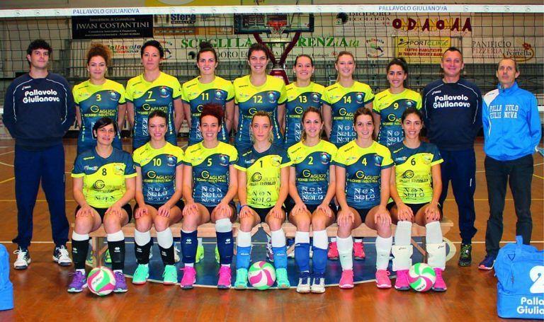 Pallavolo, Giulianova in semifinale play off contro Cus L'Aquila
