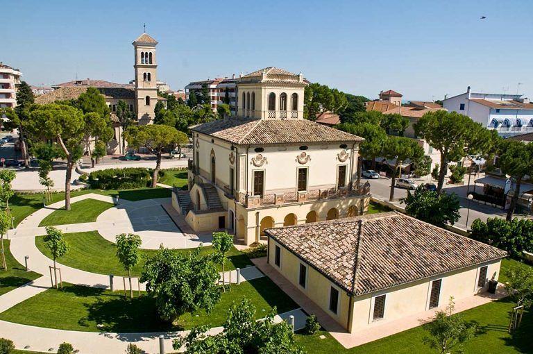 Pineto, manutenzione del giardino di Villa Filiani: pubblicato il bando