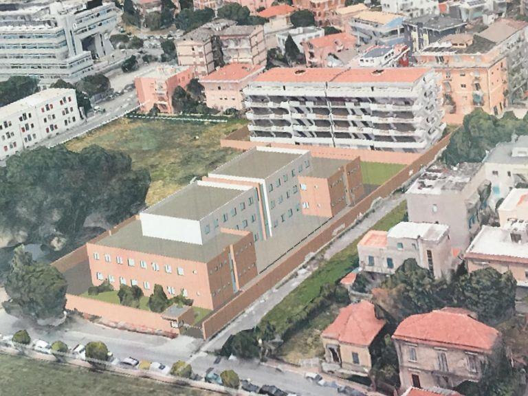 Pescara, nuova caserma dei Carabinieri pronta entro il 2020