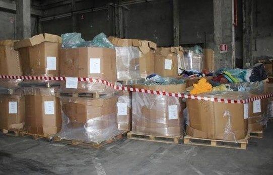 Sequestro di rifiuti plastici, coinvolta azienda del Teramano