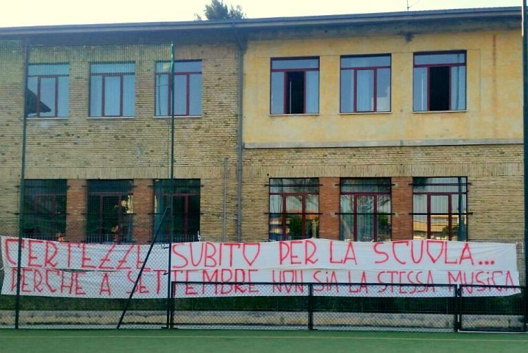 Giulianova, M5S: 'scuole Pagliacetti e Colleranesco: quando la messa in sicurezza?'