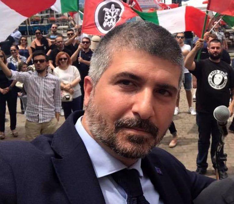 CasaPound: Di Stefano chiude il tour elettorale a Pescara