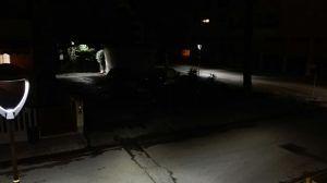 Giulianova, illuminazione a macchia di leopardo con il Progetto Paride