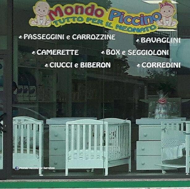 Mondo Piccino by Serafina: tutto il necessario per il neonato e per la prima infanzia| Sant'Egidio alla Vibrata