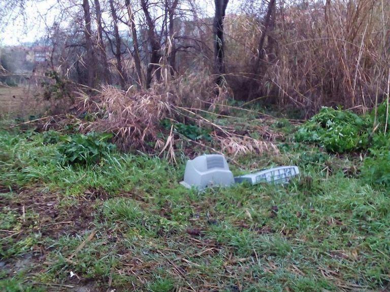 Pineto, rifiuti abbandonati: la rabbia dell'assessore Traini