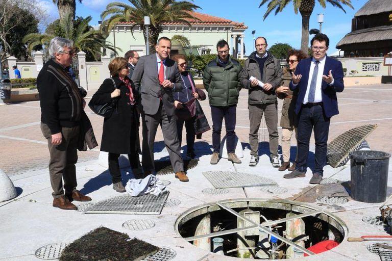 Pescara, Piazza Le Laudi e Ninfa attive per Pasqua