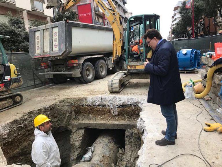 Pescara, lavori di manutenzione in città: aggiornamenti