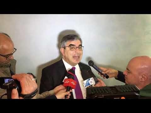 Sconfitta elettorale, D'Alfonso ai dimissionari: la risposta è aumentare il lavoro VIDEO