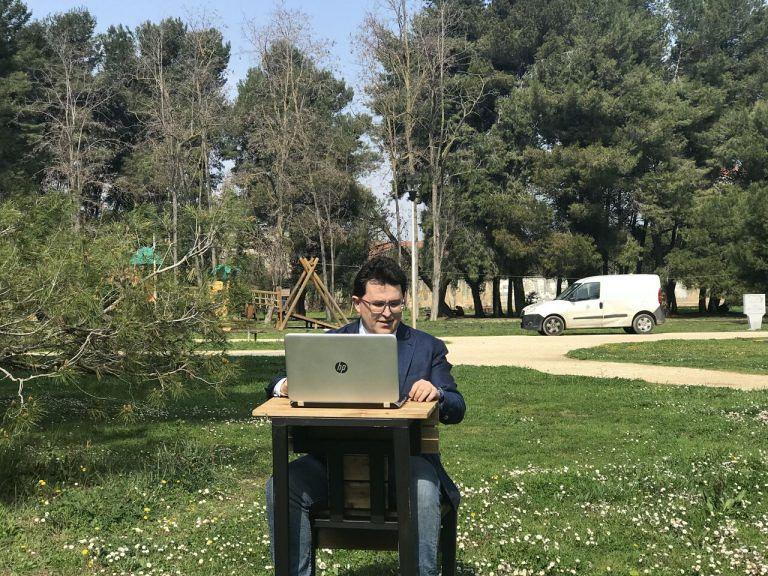 Novità a Pescara: al Parco Di Cocco si potrà studiare all'aria aperta