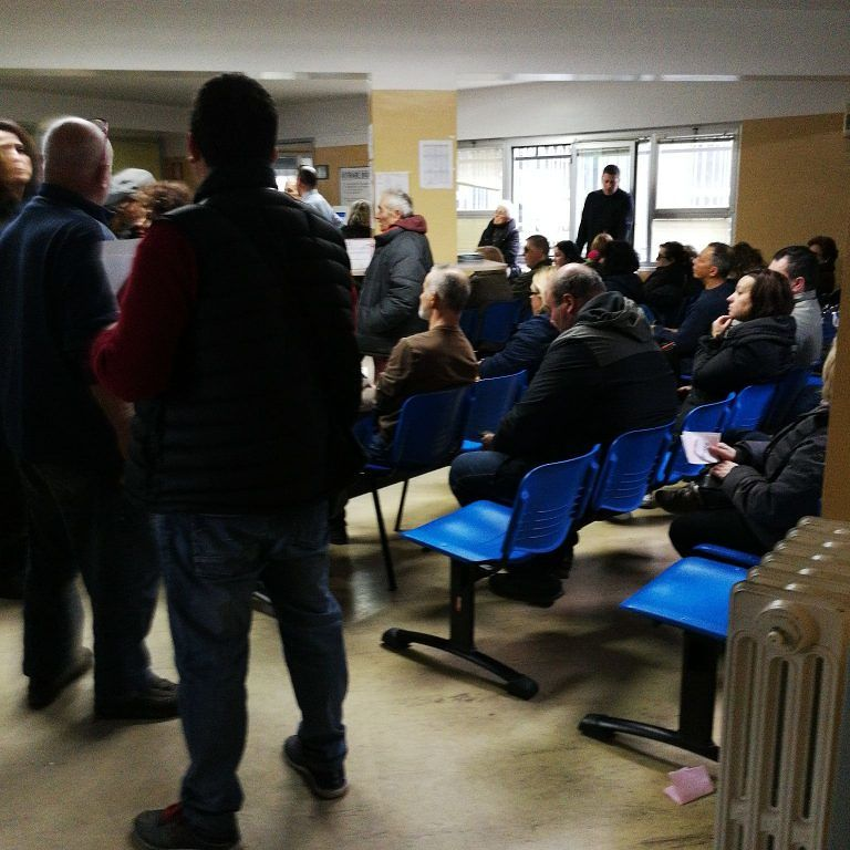 "Pescara, ancora caos al Cup: ""Vertici Asl assenti"""