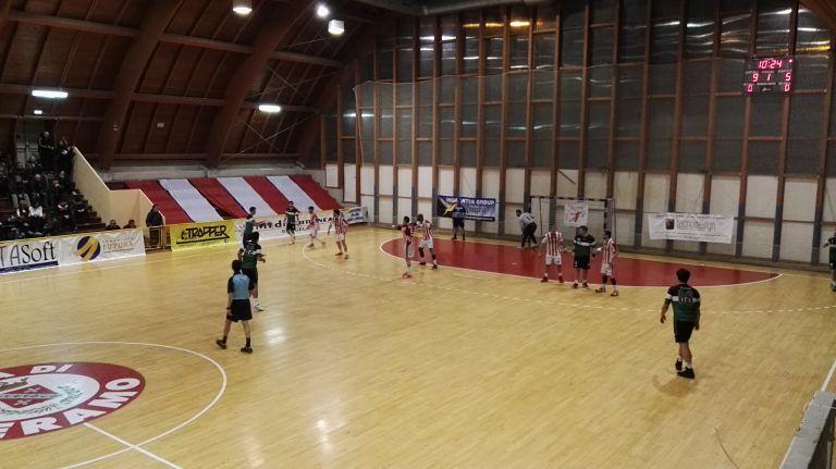 Pallamano A1M, Lions Teramo a Bolzano per i playout