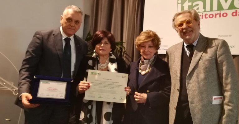 Regione Abruzzo premiata a Roma per la valorizzazione del territorio