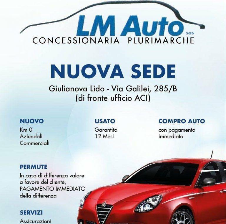 Lm Auto: Concessionaria Plurimarche auto nuove e usate| Giulianova