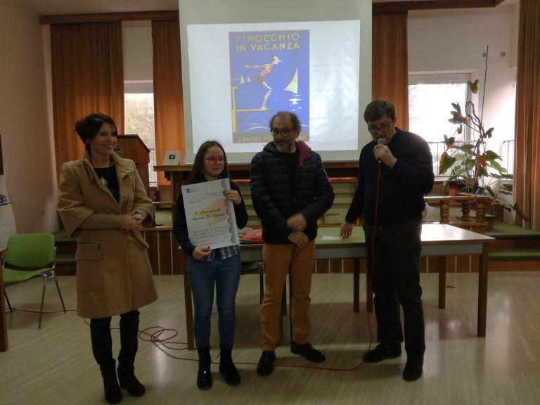 """Castelli, le vincitrici del premio """"Grue"""""""