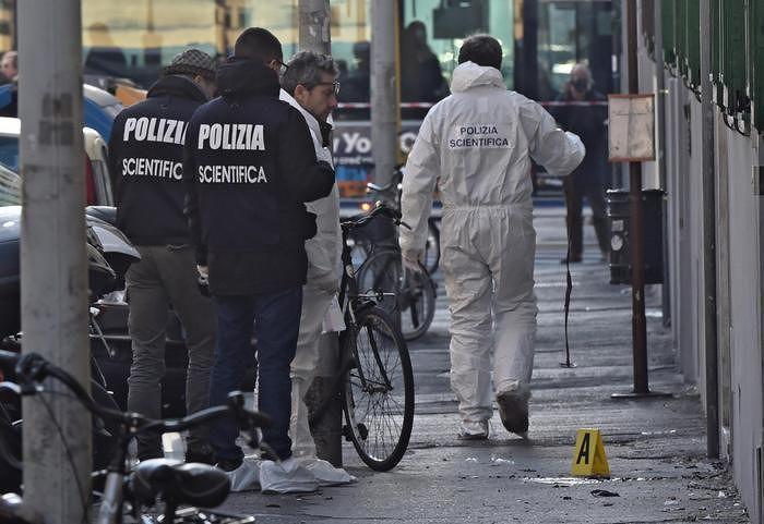 Martinsicuro, attentato di Capodanno: l'anarchico Fallanca torna in carcere