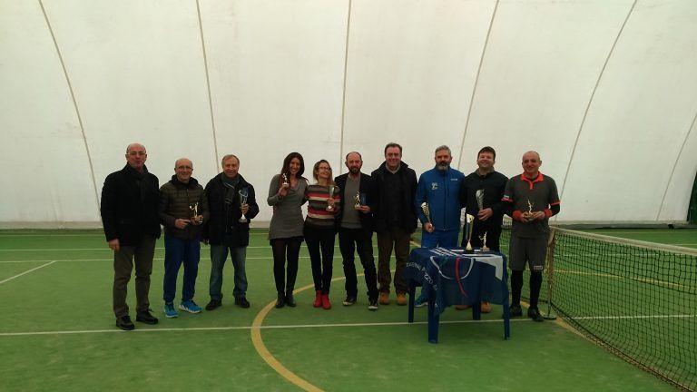 Silvi, concluso il Torneo Nazionale Veterani di tennis: tutti i vincitori