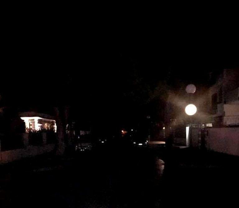 Pescara, 4 mesi di segnalazioni ma la città resta al buio