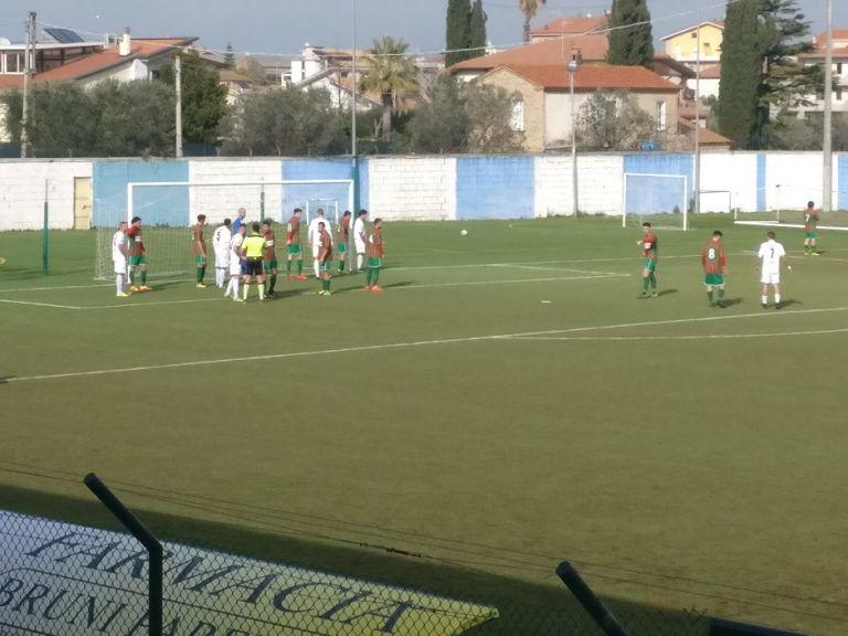 Eccellenza, Alba Adriatica-Spoltore 1-4: scatto play-off per gli ospiti FOTO VIDEO